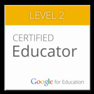 Google Certified Level 2 Educator
