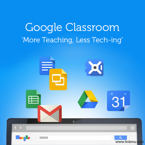 Google Classroom and Google Apps for Education used Creatively