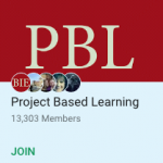 PBL Google plus community.