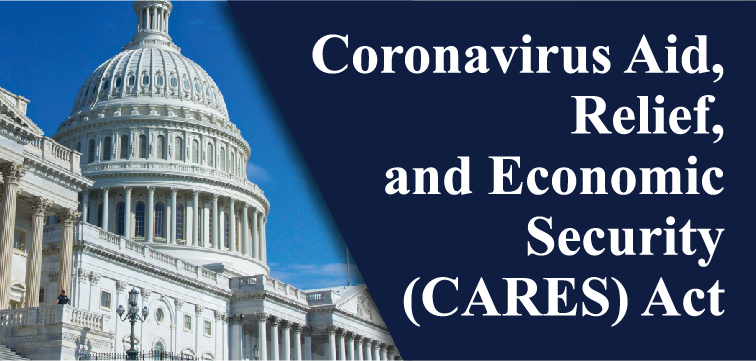 Cares Act for K-12 Graphic