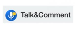 Talk & Comment Extension